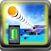 Solar Bettery Charge Simulator icon