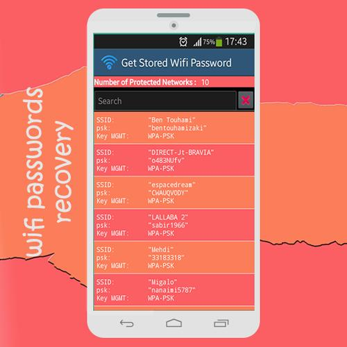 Get Saved Wifi Passwords For Android Apk Download