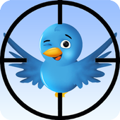 Flaying Birds Shooter icon