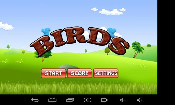 Flaying Birds Shooter apk screenshot