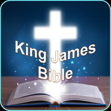 King James Bible poster