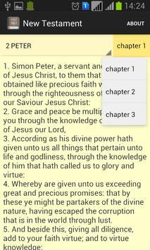 The Holy Bible(NIV) apk screenshot