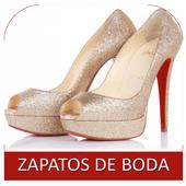 Zapatos de boda icon