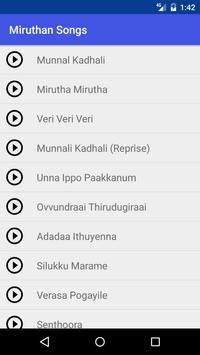 Miruthan Mov Songs apk screenshot