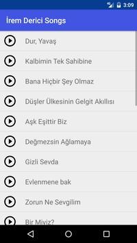 Dantel Irem Derici Songs apk screenshot