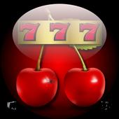 Red Cherry Slot Machine icon