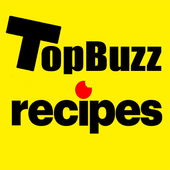 TopBuzz Recipes: Tasty cookbook and cooking videos icon