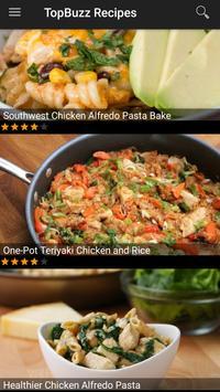 TopBuzz Recipes: Tasty cookbook and cooking videos apk screenshot