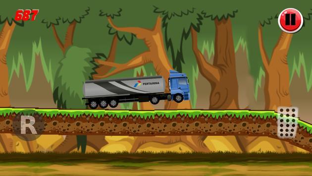 Grand Truck Driver Simulator poster