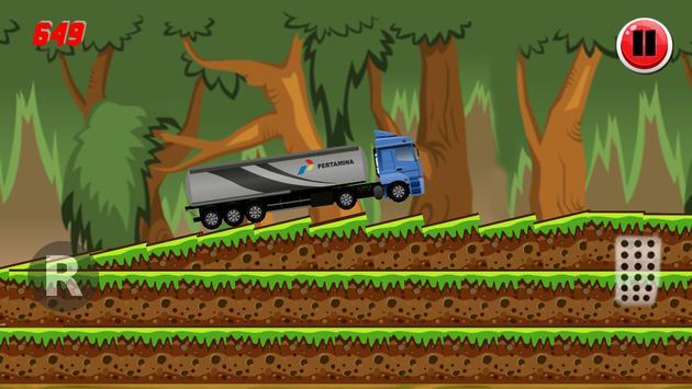 Grand Truck Driver Simulator apk screenshot