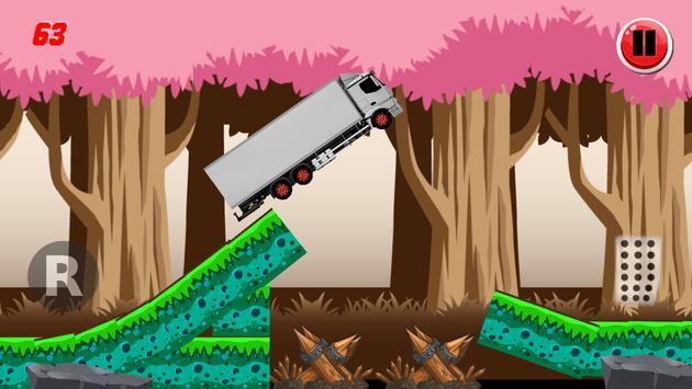 Simulator Truck Climbing Pro 2017 poster