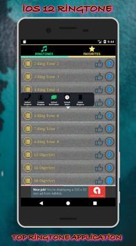 12 Free Ringtones phone screenshot 4