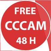 Servidor cccam gratuito 2018 icono
