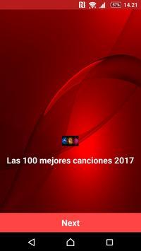 Las 100 mejores canciones 2017 poster