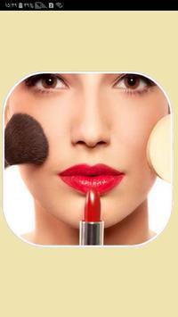 آرایش صورت ، آموزش ارایش چشم ابرو لب poster