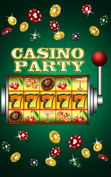 Casino Royal Coin Party poster