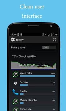 Power Battery Saver Mode apk screenshot