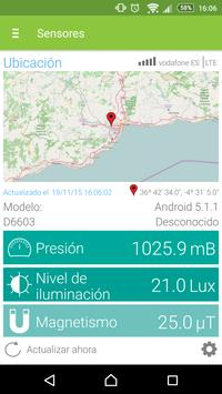 Málaga City Sense apk screenshot