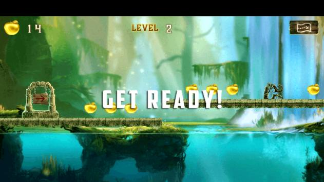 Top Dorra Jungle Run 2D apk screenshot