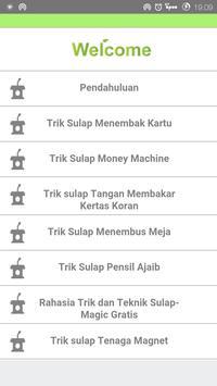 Belajar Trik Sulap screenshot 2