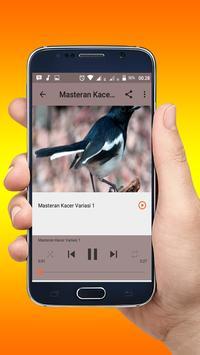 Masteran Kacer Variasi Lengkap screenshot 1