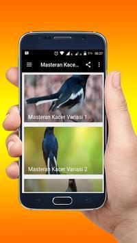 Masteran Kacer Variasi Lengkap screenshot 2