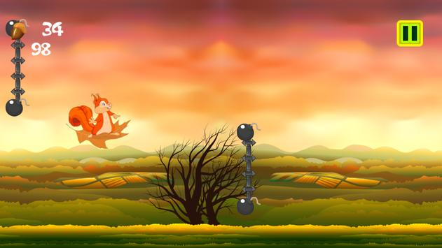 Autumn Flying Squirrel apk screenshot
