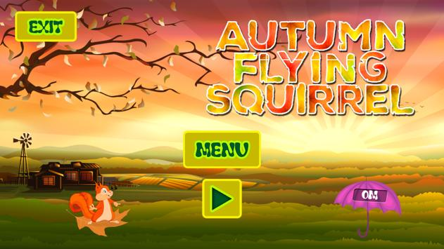 Autumn Flying Squirrel screenshot 1