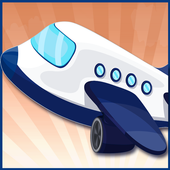 Cool Flying Plane icon