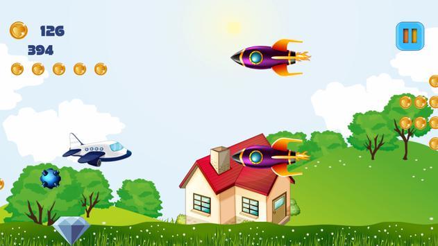 Cool Flying Plane apk screenshot