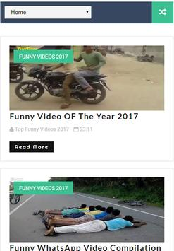 Top Funny Videos Latest 2017 poster
