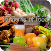 Nutrients Of Food icon