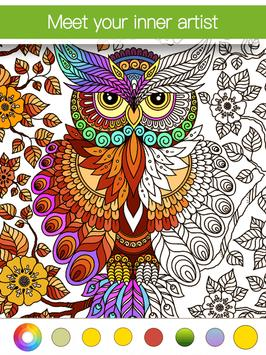 Adult Coloring Book Premium Apk Screenshot