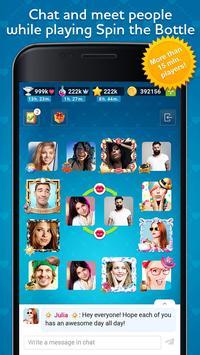 Кис Кис: игра в бутылочку постер