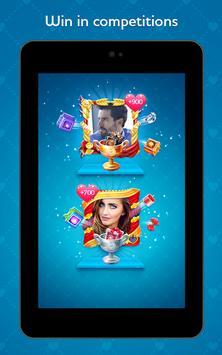 Кис Кис: игра в бутылочку скриншот приложения