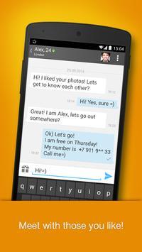 Topface для Одноклассников apk screenshot