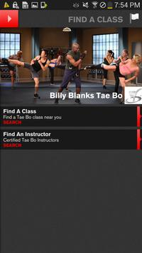 Billy Blanks Tae Bo® screenshot 3