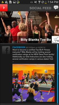 Billy Blanks Tae Bo® screenshot 1