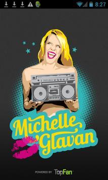 Michelle Glavan poster