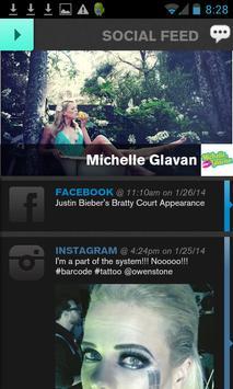 Michelle Glavan apk screenshot
