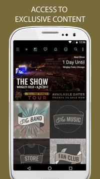 Official Zac Brown Band screenshot 2