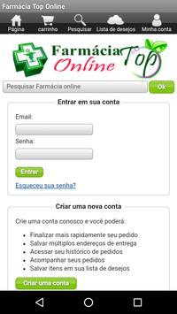 Farmácia top online screenshot 1