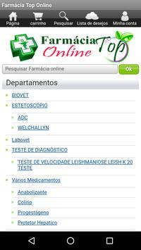 Farmácia top online screenshot 2