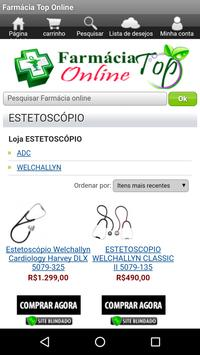 Farmácia top online screenshot 3