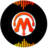 MP3 Music Downloader Player icon