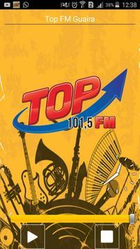 Top FM Guaira poster