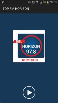 TOP FM HORIZON apk screenshot