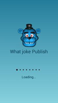 What joke Publish poster
