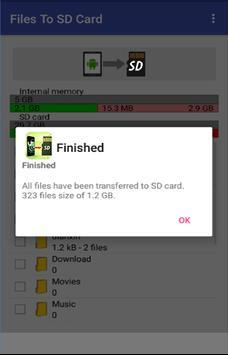 Files To SD Card Pro screenshot 2