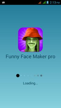 Funny Face Maker pro poster